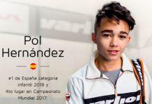 Pol Hernández, gran refuerzo para el Varlion Junior Team