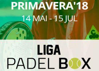 Padel World Press estará muy presente en la última fase de Liga Padel Box de Portugal