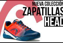 HEAD presenta su nueva colección de zapatillas de pádel