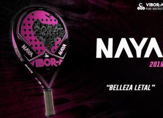 Vibor-A Naya Liquid 2018: Manejabilidad y durabilidad en una de las mejores palas femeninas del año