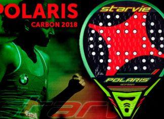 Las Palas de las Estrellas: StarVie Polaris Carbon, un guante en manos de Mapi Sánchez Alayeto