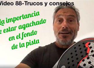 Consejos-Trucos de Miguel Sciorilli (88): La importancia de estar agachado en el fondo de pista