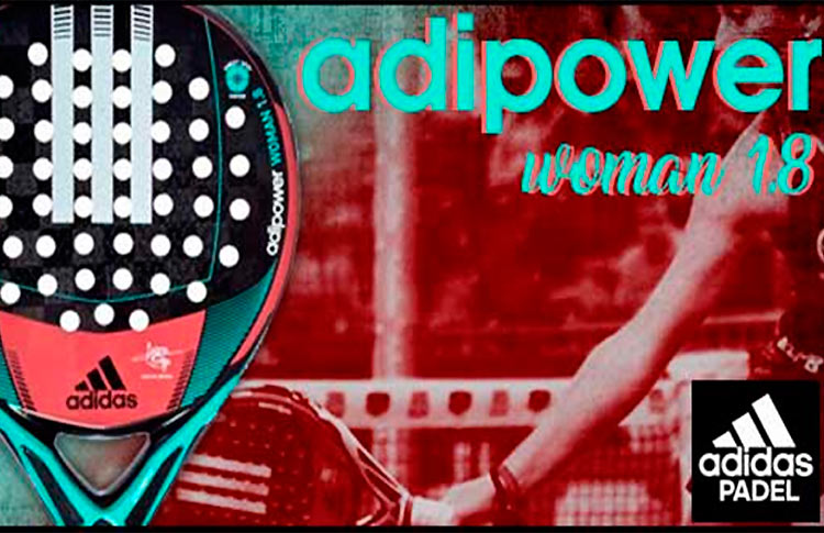 Salida Saludar arrepentirse  Adipower Woman 1.8: Pure control and a lot of power for the most demanding  players   Padel World Press 2020