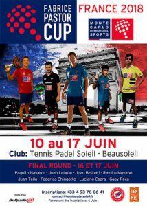 Un importante desembarco: La Fabrice Pastor Cup llega a Europa
