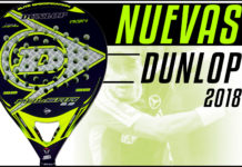 Top-Kategorie für Fans: Die neuen Dunlop-Blades erreichen Time2Padel