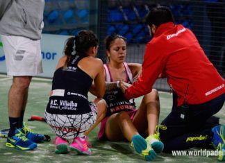 Alba Galán, lista para volver a competir