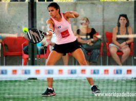 Valladolid Open 2018: Delfina Brea, en acción (World Padel Tour)
