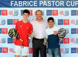 Brillante fin de fiesta en la Fabrice Pastor Cup - Francia 2018