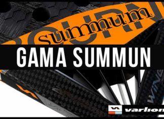 El 'Summum' de las palas: La nueva Gama Profesional de Varlion llega a Time2Padel