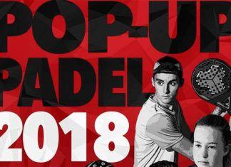 Pop-Up Padel 2018 London: Un gran evento en el corazon de Londres