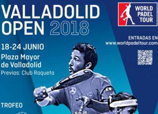 Casi 155 parejas estarán presentes en el Valladolid Open