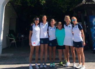 Real Club de Polo y Flow Padel, ganadores del Iº Cpto de España por Equipos Seniors