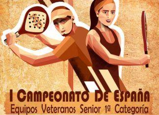 Más de 400 Veteranos Senior competirán en el Campeonato de España por Equipos