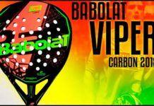 Babolat Viper: Agresividad y potencia impresionantes
