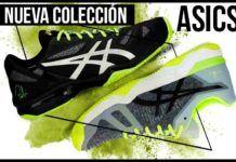 Nueva colección zapatillas Asics