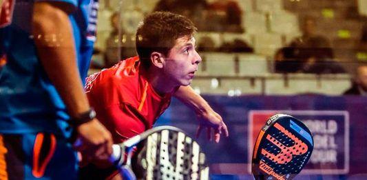 Juan Tello, baja confirmada para el Andorra Open