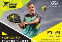 El Circuito Drop Shot-Infiniti visita Blue Padel Rivas