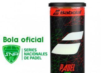 Pilotes Babolat Padel Tour.