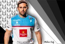 Camiseta StarVie 'The Warrior' de Matías Díaz. | Star Vie