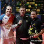 SIlingo e Grabiel no Bilbao Open. | WPT