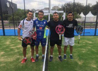 Ronda previa Buenos Aires Master.