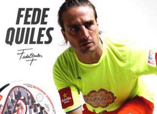 Fede Quiles, nuevo jugador Royal Padel.