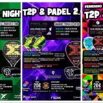 La oferta de Torneos Time2Padel para Carnaval.