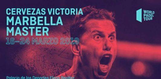 El cartel del Marbella Master 2019.   WPT