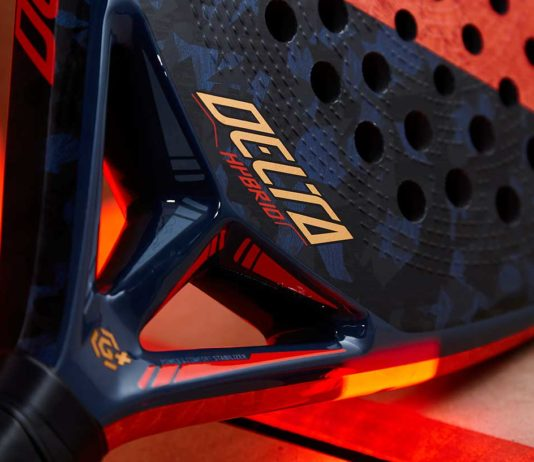 Le nouveau HEAD Graphene 360+ Delta Hybrid. | Photo: Head Padel
