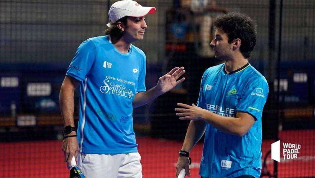 Adrián Blanco e Javier Martínez: Fine del ciclo