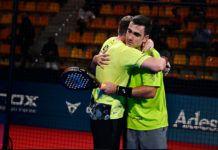 Tello-Chingotto, vincitori del Las Rozas Open dopo aver confermato l'infortunio di Pablo Lima