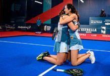 Las Rozas Open: Gemma e Lucía celebrano la loro promozione al numero 1 con un titolo
