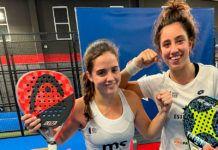 Las Rozas Open: Des surprises et beaucoup de paddle-tennis en route vers les demi-finales féminines