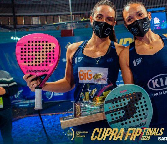 Finales CUPRA FIP: Virginia Riera et Sofía Araujo clôturent une saison inoubliable