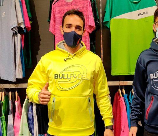 Sergio Alba e Francisco Gil si uniscono al team Bullpadel