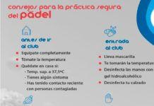 Voici comment est le paddle-tennis dans la communauté valencienne