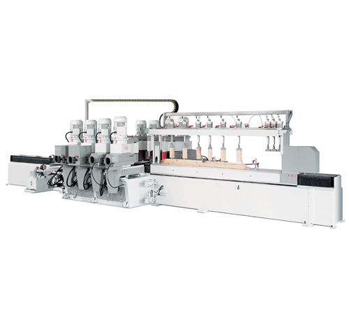 PADE Uinze 8T CNC Linear Shapers Sanders CN Control