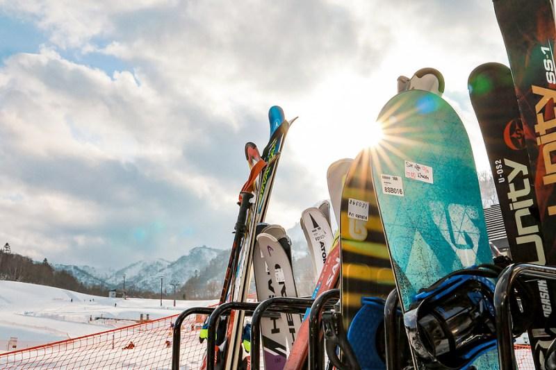 Skis & Snowboards