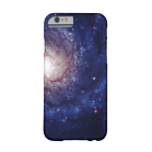 Galaxy photograph blue tints iPhone case