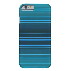 Abstract design in blue shades phone