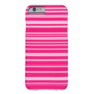 Hot and pale pink phone case