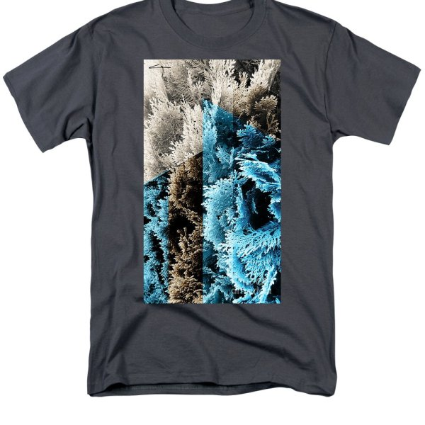 abstract geometric cypress tshirt