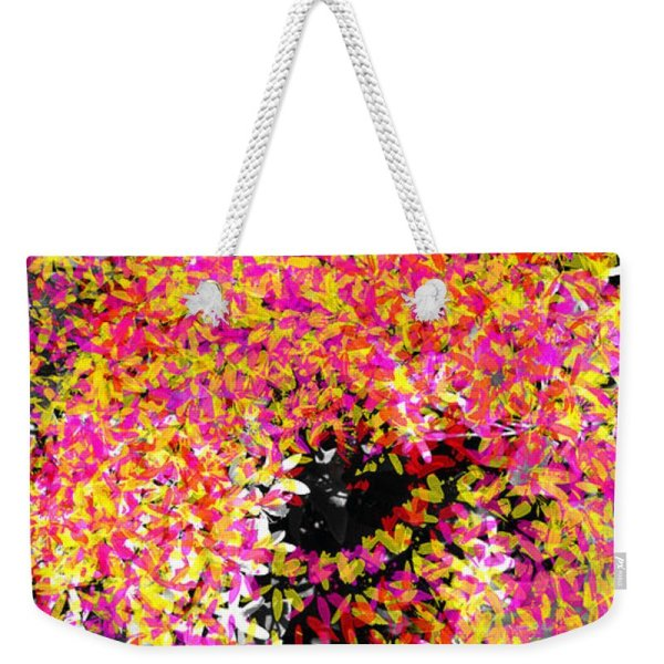 abstract colorful swirl bag