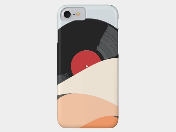 Follow the music phone case