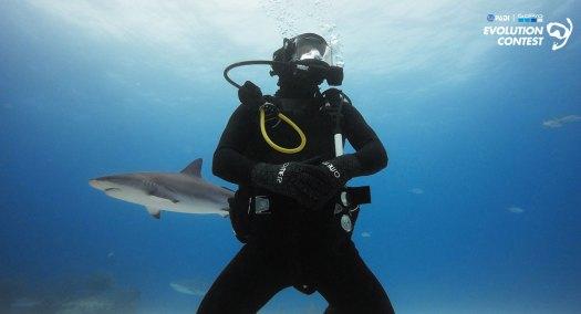 PADI Go Pro Evolution - Go Pro Contest - Underwater Photography