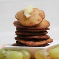 Garelu / sweet poori