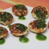 Paneer patties / cutlets