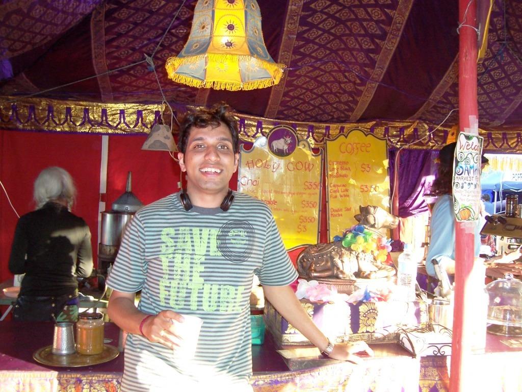 Indian Coffee Shop