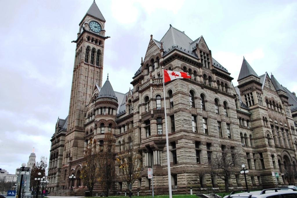 Toronto - Downtown area