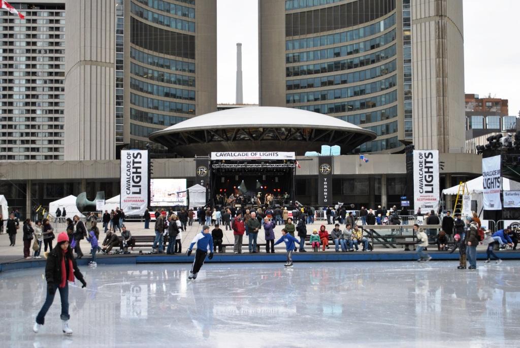 Cavalcade of Lights 2009 - Toronto